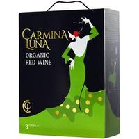 Bodegas Luzon, Carmina Luna Organic Red Wine 3-Liter-BiB (Bio-Rotwein Weinschlauch)