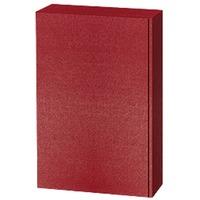 2er Geschenksverpackung Lino rot