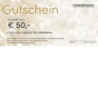Euro 50,- Geschenk-Gutschein