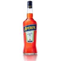 Aperol Aperitivo Italiano Bitter 15 % vol. Literflasche