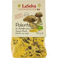 Polenta mit Steinpilzen Bio La Selva