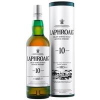 Laphroaig Single Malt Islay Whisky 40 % vol. 10 years old