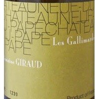 2009 Domaine Giraud Chateauneuf-du-Pape 1,5 Liter