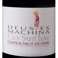 2006 Clos Saint-Jean Chateauneuf-du-Pape Deus-Ex Machina