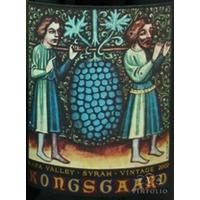 2004 Kongsgaard Hudson Syrah