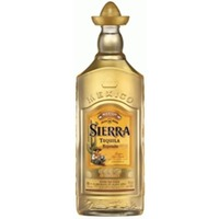 Sierra Tequila Gold Reposado 38 % vol. Literflasche