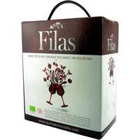 Quinta do Montalto, Filas Tinto Bio-Rotwein, 3-Liter-BiB (Bag-In-Box)