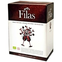 Quinta do Montalto, Filas Tinto Bio-Rotwein, 5-Liter-BiB (Bag-In-Box)