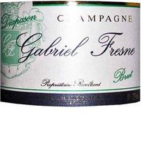 Gabriel Fresne Champagne Diapason brut tradition