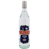 Cavalier Puncheon White Overproof Rum 75 cl
