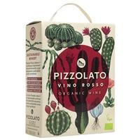 Bag in Box Rosso 3 Liter Pizzolato Bio