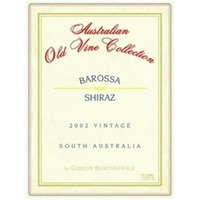 2003 Gibsons Shiraz Old Vine Collection