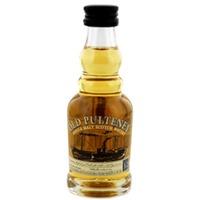 Whisky Old Pulteney 12 Years Old Miniatuur - Schotland