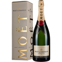 Champagne Brut Imperial Im Geschenkskarton