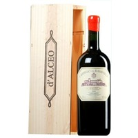 """D'Alceo"" Rosso Toscano IGT MAGNUM in Original-Holzkiste"