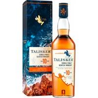 Talisker Single Malt Scotch Whisky 10 Years