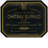 2004 Chateau Guiraud 375ml fles