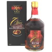 XM V.X.O. 7YO Demerara 700ml Gift box