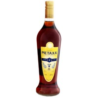 Metaxa 7* 1 Liter Gift box