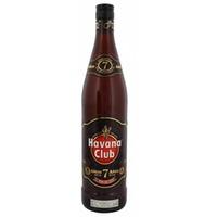 Havana Club Anejo 7YO Rum 1 Liter Gift box