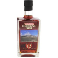 Cimborazo 12 Years Old 700ml Gift box