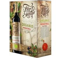 Flor del Montgo Organic Bag-in-Box - 3,0 L.