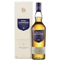 Royal Lochnagar Highland Malt - Scotch Whisky 12 Years old - 0,700L 0,7L