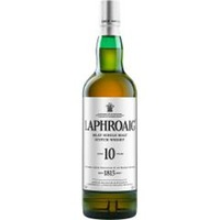 Laphroaig Islay Malt Scotch - 10 Years old - 0,700L 0,7L