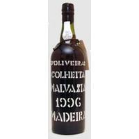 Malvazia (Malmsey) Colheita 1996, Madeira süß, Pereira d´Oliveira