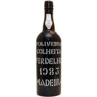 Verdelho Colheita 1985, Madeira halbtrocken, Pereira d´Oliveira