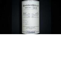I Luoghi Sassosolo Toscana IGT