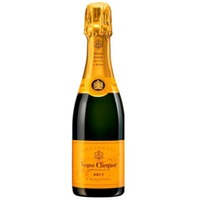 Veuve Clicquot Brut Champagner halbe Flasche