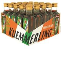 Kuemmerling Kräuterlikör 35 % vol. Miniflaschen