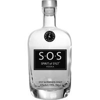 SOS Black Label Vodka, Spirit of Sylt