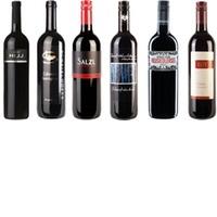 6 Topweine - Rot aus Österreich mit 15% Ersparnis