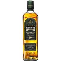 Bushmills Malt 10 Years Irish - Whiskey - 0,700L 0,7L