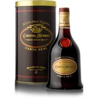 Cardenal Mendoza, Carta Real, Solera Gran Reserva Brandy de Jerez