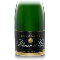 Brut Millesime Champagne Palmer & Co 2004