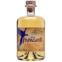 Papagayo Organic Golden Rum 0,7l 37,5% (Fairtrade Brauner Bio-Rum)