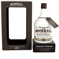 Mombasa Club London Dry Gin Colonels Reserve 700ml Gift Box