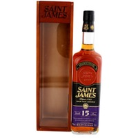 Saint James Vieux 15 Years Old 700ml Gift Box