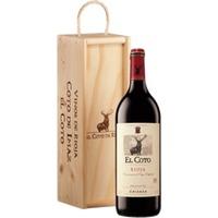 Rioja Crianza D.O.Ca. Bodegas El Coto Magnum in OHK