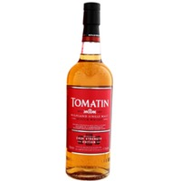 Tomatin Cask Strength Edition 700ml Gift Box
