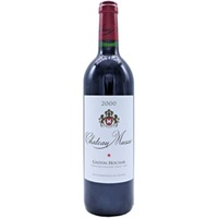 Chateau Musar 2000, red