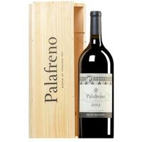 """Palafreno"" Rosso Toscana IGT (BIO) MAGNUM in Original-Holzkiste"