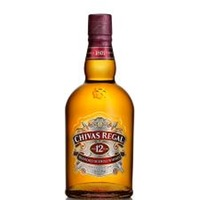 Chivas Regal 12 Years Old - 1,000L 1L