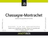 2012 Chassagne Montrachet Janotsbos 75cl