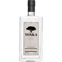 Tonka Gin, Handcrafted