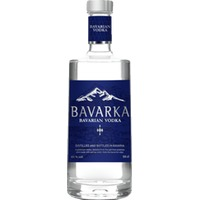 Bavarka Bavarian Vodka, Lantenhammer Destillerie. 0,7l