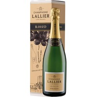 Champagne Lallier R.012D Extra Dosage in GP